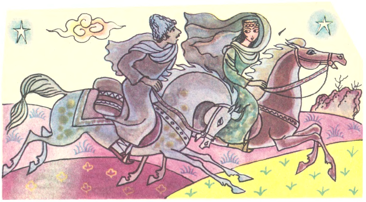 Бахтіяр (азербайджанська казка) - 4