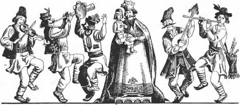 Румунська народна казка про Царя Алеодора