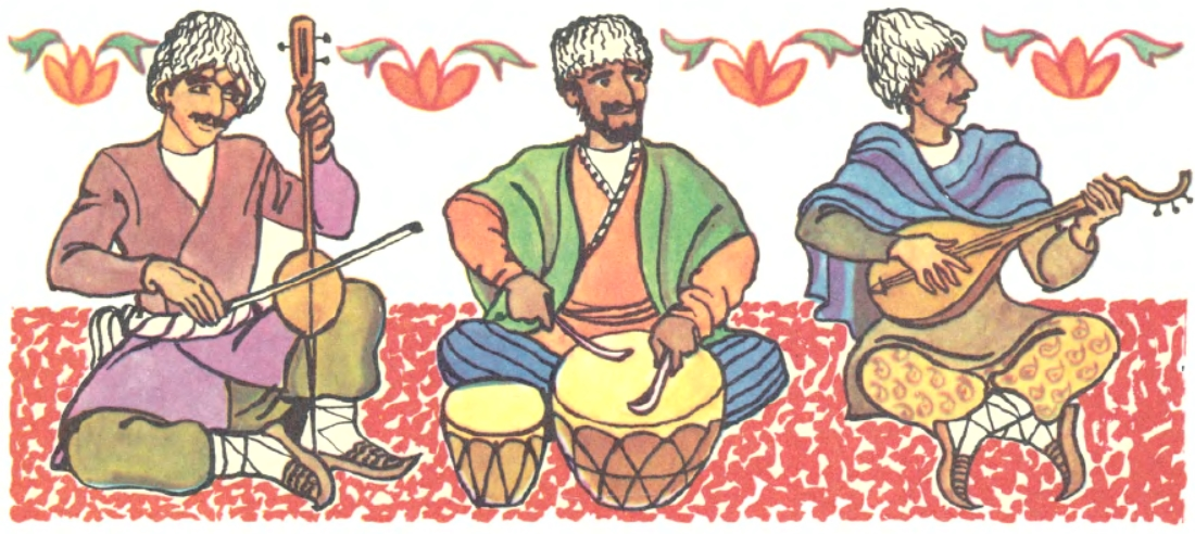 Фатьма (азербайджанська казка)-5