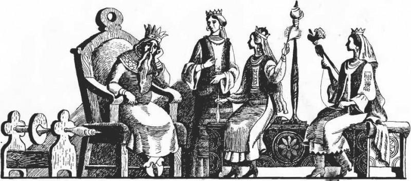Румунська народна казка про Іляна Сімзяна