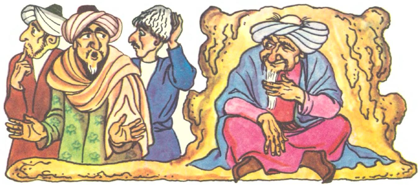 Казка про Салеха й Валеха (азербайджанська казка)-5