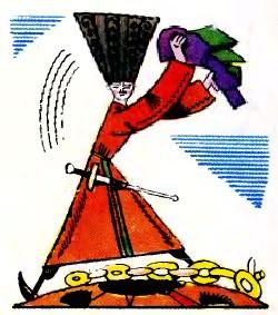 Ахметові мандри (інгуська казка)