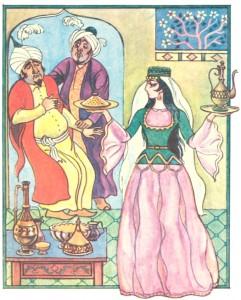 Бахтіяр (азербайджанська казка) - 6
