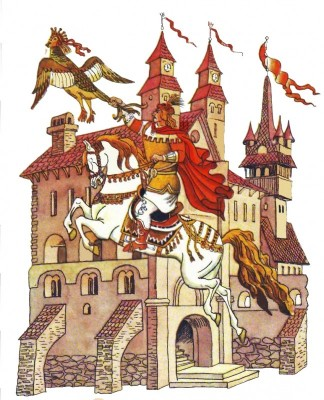 Румунська народна казка про богатиря Шперле-2