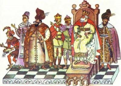 Румунська народна казка про богатиря Шперле-3