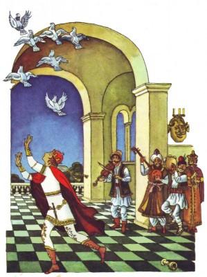 Румунська народна казка про царицю фей-2