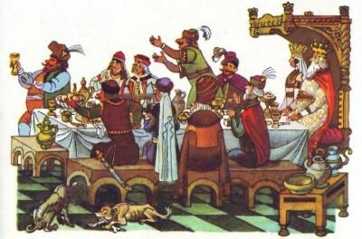 Румунська народна казка про царицю фей-3