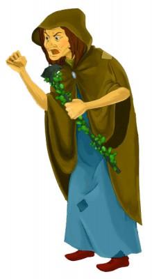 Черрі із Зеннора (англійська казка)-4