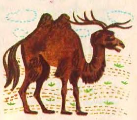 Чого верблюди сумні (узбецька казка)
