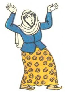 Цвірінь-ханум (азербайджанська казка)