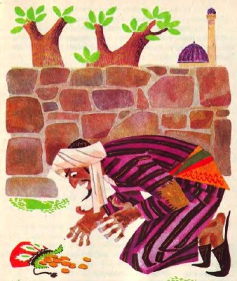 Дарунок з неба (узбецька казка)