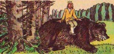 Дзвін у восковій вежі (литовська казка)