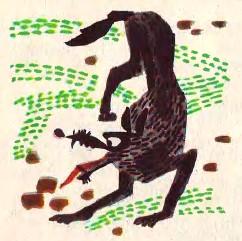 Егри и Тугри (узбецька казка)