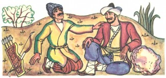 Хитра Лисиця (азербайджанська казка) - 3