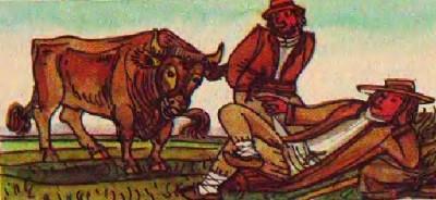 Як наймит з паном поквитався (литовська казка)