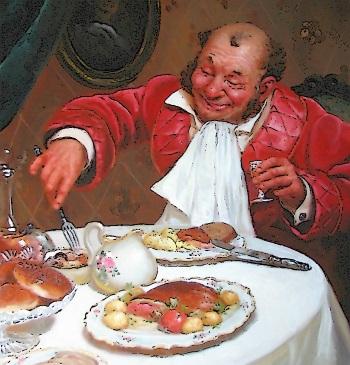 Як пана поздоровляли (литовська казка)