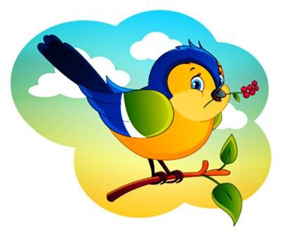 Як птахи звірів перемогли (латиська народна казка)