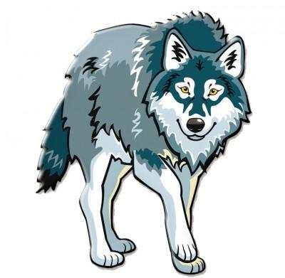 Як вовк собі кожуха добував (латиська народна казка)