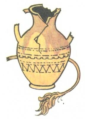 Казка про лисого й казі (азербайджанська казка)-3