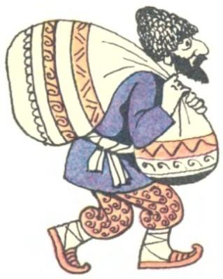 Казка про Салеха й Валеха (азербайджанська казка)-2