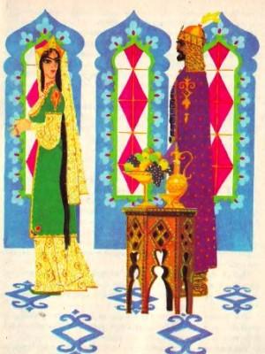 Клич-батир (узбецька казка)