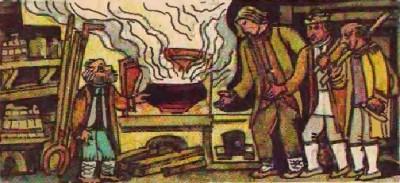 Ковалів син (литовська казка)