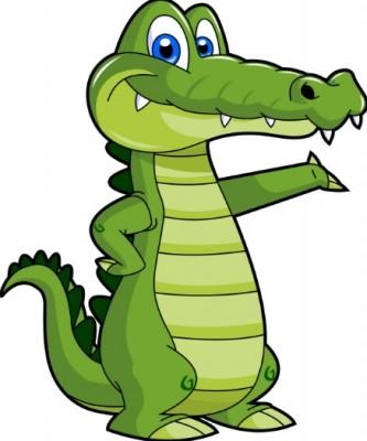 Крокодил, який гірко плакав (Юрій Ярмиш)
