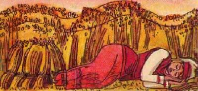 Ледача жінка (литовська казка)
