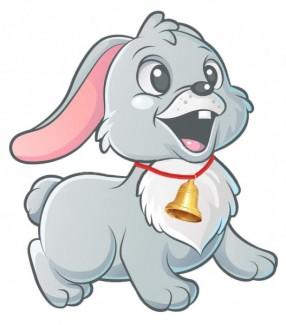 Маленький зайчик (угорська казка)