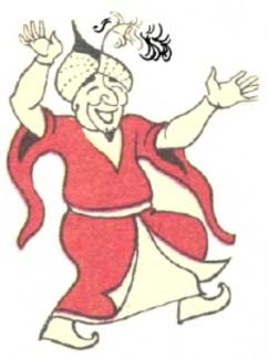 Малик-Мамед (азербайджанська казка)-5