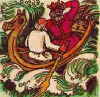 Мертва квітка (литовська казка)