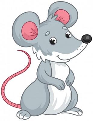 Миша хатня і миша польова (латиська народна казка)
