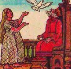 Мудра дівчина (литовська казка)