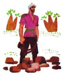 Мукбіл-Пращівник (узбецька казка)
