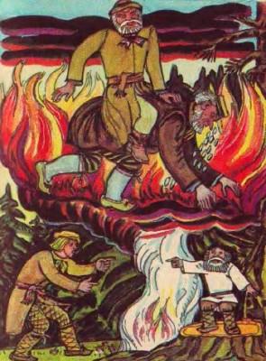 Небачена й нечувана казка (литовська казка)