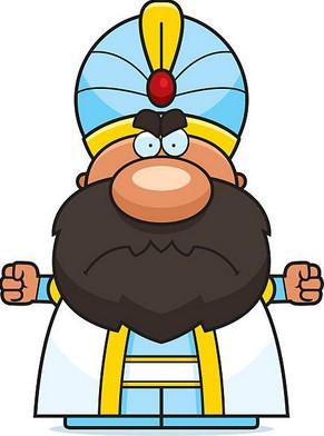 Несарт і нечесний суддя (чеченська казка)