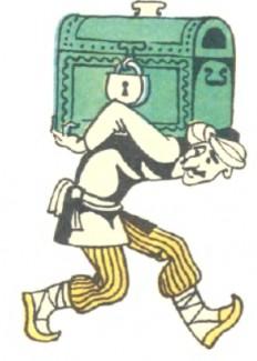 Носильник Ахмед (азербайджанська казка)