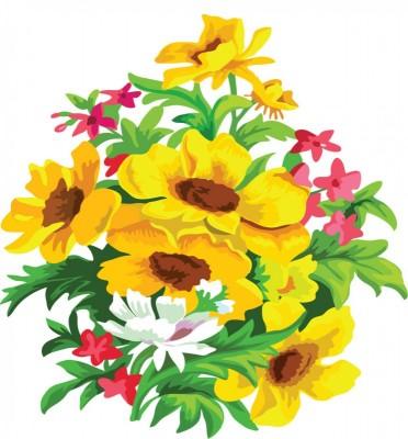 Осіння квітка й весняна квітка (В. Сухомлинський)