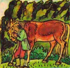 Парубок у зеленому піджаку (литовська казка)