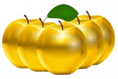 П'ять золотих плодів - англійська казка-2