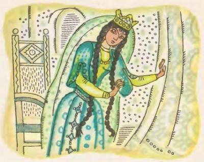 Ремесло дорожче від золота (вірменська казка)