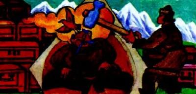 Сари-Каан (алтайська казка)
