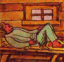 Щиголь (литовська казка)