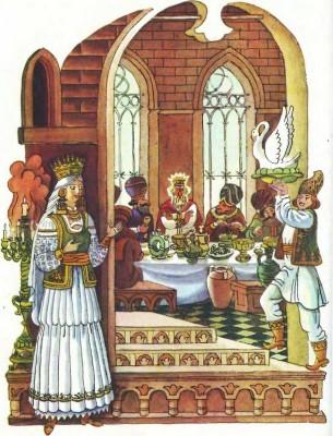 Румунська народна казка про сіль у страві-2
