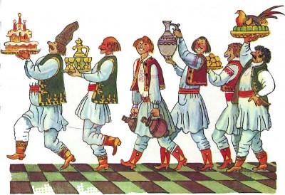 Румунська народна казка про сіль у страві-3
