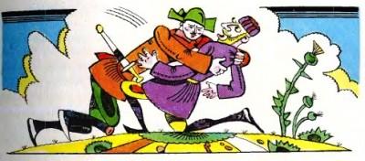 Силайма з обрубаним носом (інгуська казка)