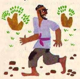 Скупий бай та злодій Абдурагман (узбецька казка)