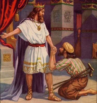 Дбай про сліпців (арабська казка)