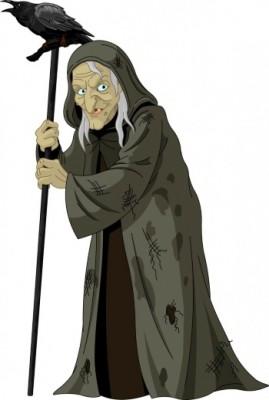 Страшна казка (алтайська казка)
