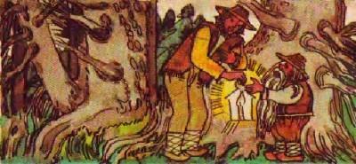 Талан і безталання (литовська казка)